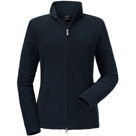 Schöffel Leona2 Fleece Jacke Damen night blue